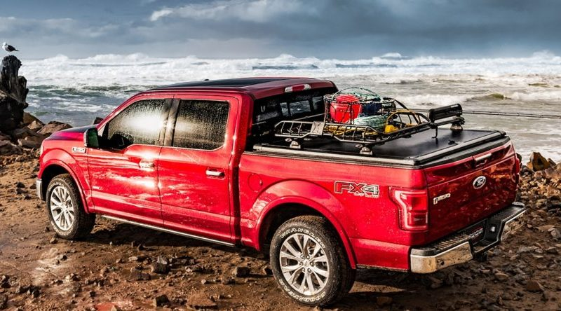 UnderCover's Ridgelander is the ultimate tonneau cover and is wholly customizable.