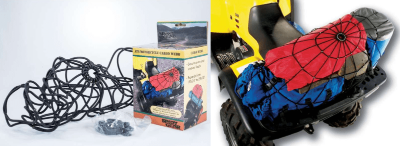 This Spidy Gear Cargo Webb makes our short list of stocking stuffers for car lovers.