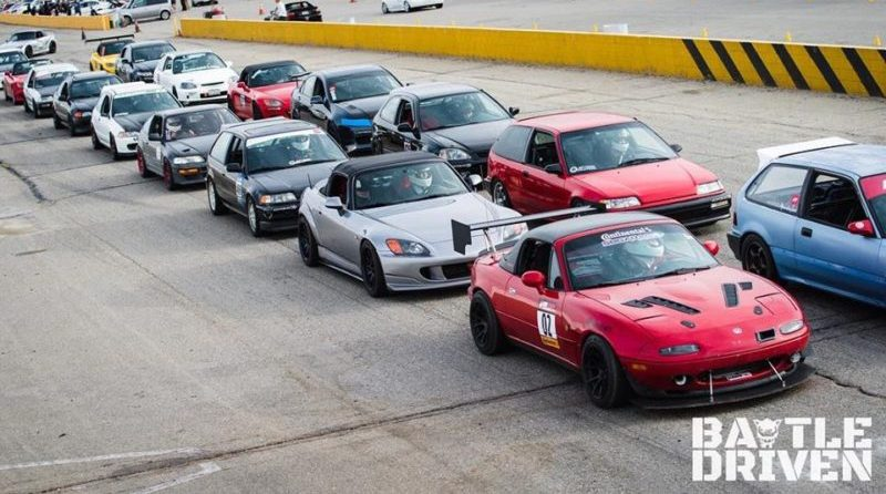 The Vtec Autumn Speed Festival saw unprecedented numbers of newcomers this year.