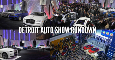 New Year, New NAIAS: 2019 Detroit Auto Show Rundown