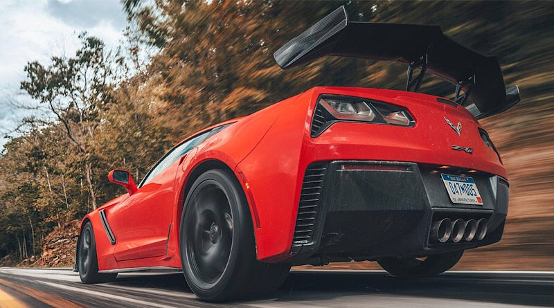 Corvette Zr1 2019 Performance Car Of The Year The Engine Block