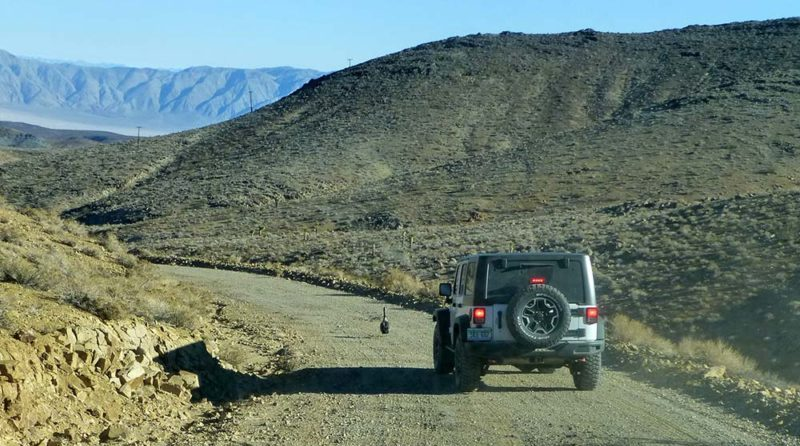 Also on our list of worthy trail runs in Southern California is the 3rd Annual Death Valley Jeep Jamboree.