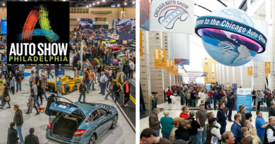 The next two big stops for car show season are the 2019 Chicago Auto Show and the 2019 Philadelphia Auto Show.