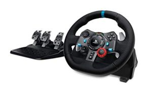 Next on our list of 12 Valentine's Day gifts for car lovers is a Logitech G29 Racing Wheel.
