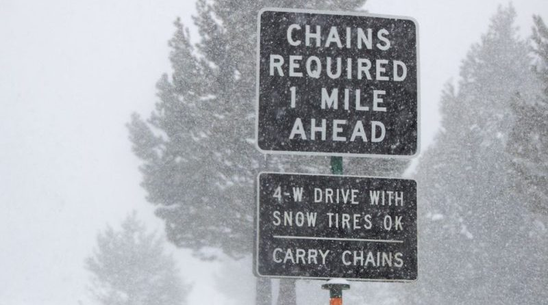 Among critical towing techniques during winter is carrying the proper equipment.
