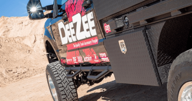 DeeZee: OE-Finish With Aftermarket Flair