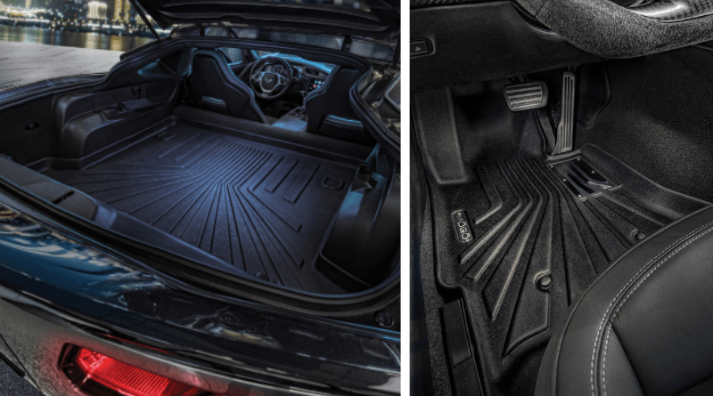 Fresh from SEMA 2018, the Mogo floor liners are Husky's new top tier floor protection for high-end vehicles.