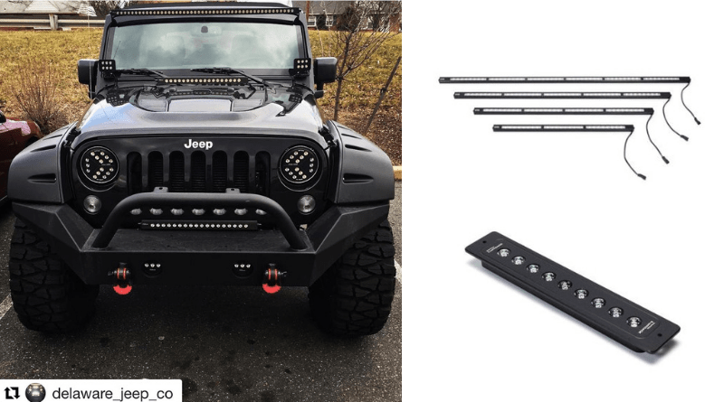 Looking for advanced light bar options? Check out Putco's Luminex Edge Series.