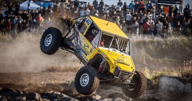 The first race of the 3-part Lasernut Western Series, the MetalCloak Stampede, kicks off March 22-23, launching the 2019 Ultra4 season.
