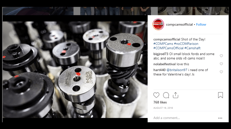 For older truck performance, a camshaft upgrade is a no-brainer
