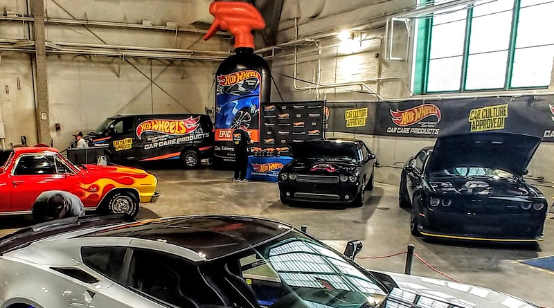 Legendary Hot Wheels and Americana Pro Partner Up with