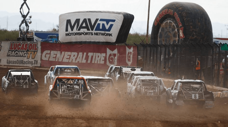 Networks like CBS, CBS Sports, and MavTV have all seen the value in broadcasting the Lucas Oil Off Road Racing Series.