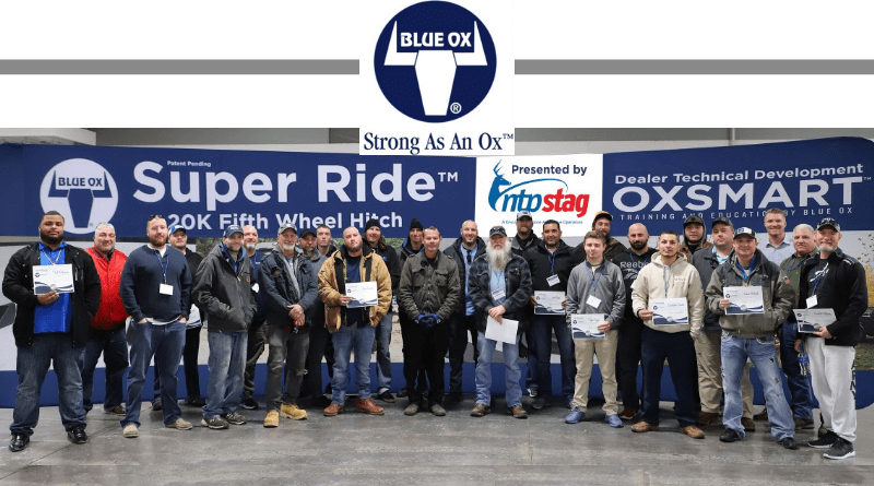Blue Ox Oxsmart Training Tackles Service Tech Shortage The