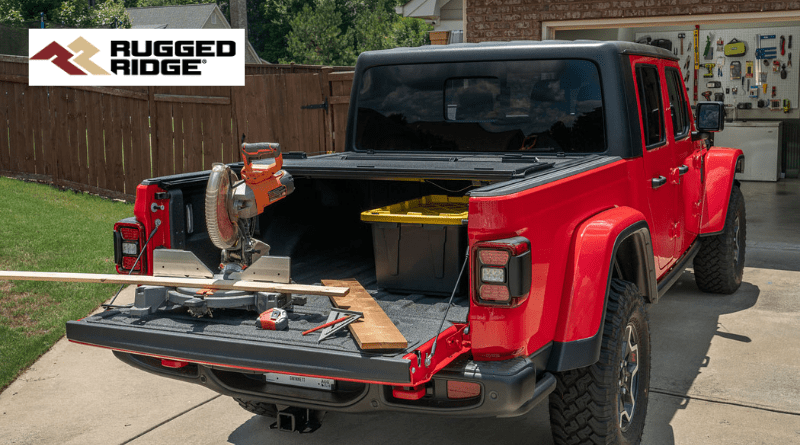 Jeep With Truck Bed >> Rugged Ridge Armis Bed Covers Have Jeep Gladiator