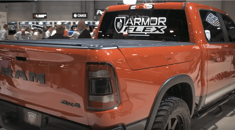 New For 2020 Undercover Armorflex Adds Rambox Application The Engine Block