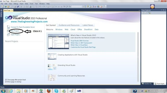 How to Send Email in Microsoft Visual Studio 2010, send email in vb2010,send email in vb2010, email sending code in vb2010