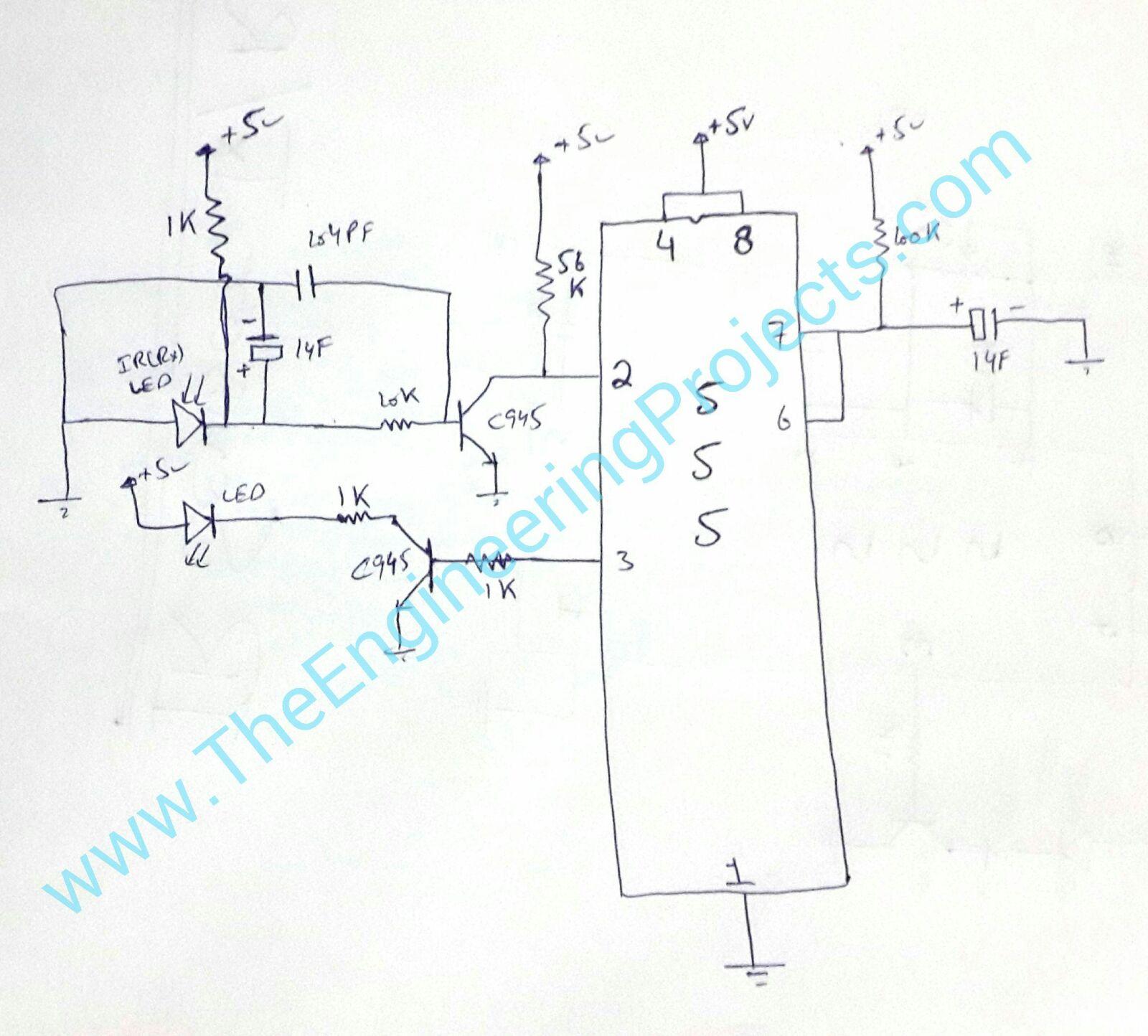 Infrared Proximity Sensor Wiring Diagram
