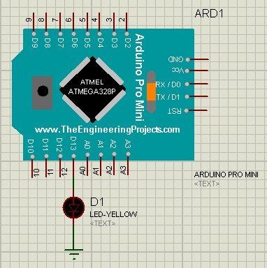 Arduino pro mini proteus ismulation, arduino pro mini library proteus, arduino pro mini in proteus, arduino pro mini simulation in proteus