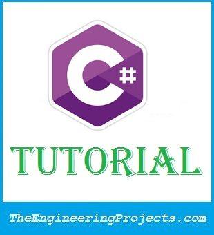 C# tutorial, c# tutorials, c sharp programming, c# proejcts, c# learning, learn c#