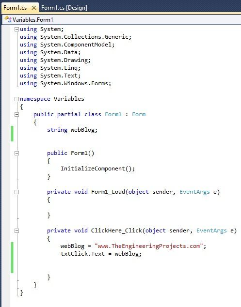 C# string, C# string variable, string c#, Csharp string,String in c#