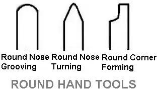 Round Hand Tools