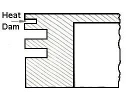 Piston: Heat Dam
