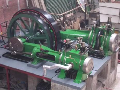 Compound stem engine