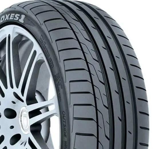 Summer type Tires
