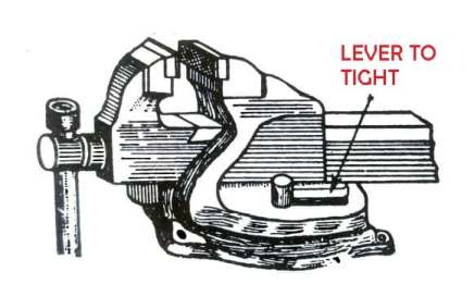Types of Vice: Swivel Base Bench Vice