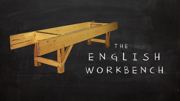 Building a workbench with plans