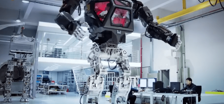 This Robot Is Huge and No One Knows Why It Was Built