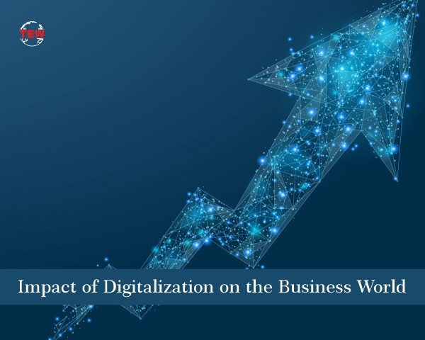 Impact of Digitalization on the Business World