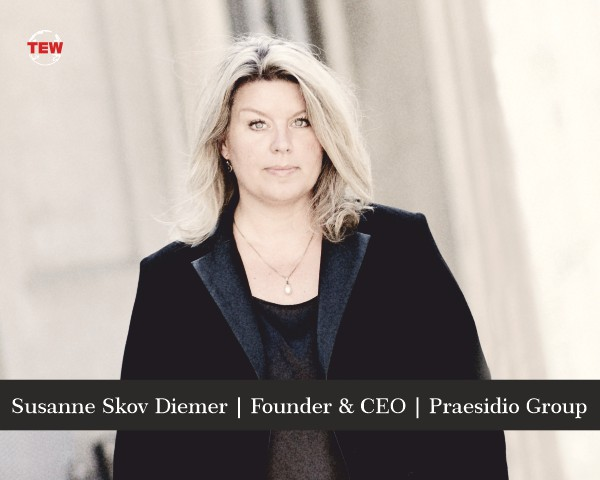 Praesidio Group Founder Image