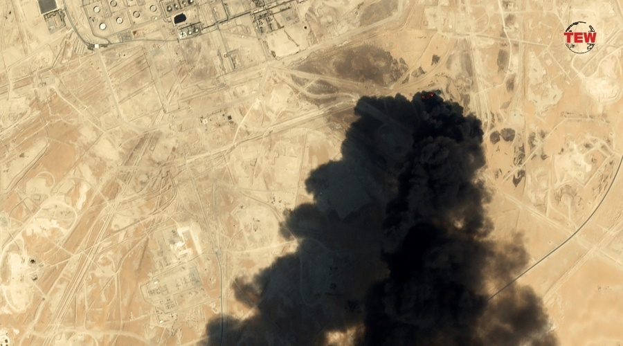 Attacks on Abqaiq Facility- the World's Largest Petroleum Processing Plant