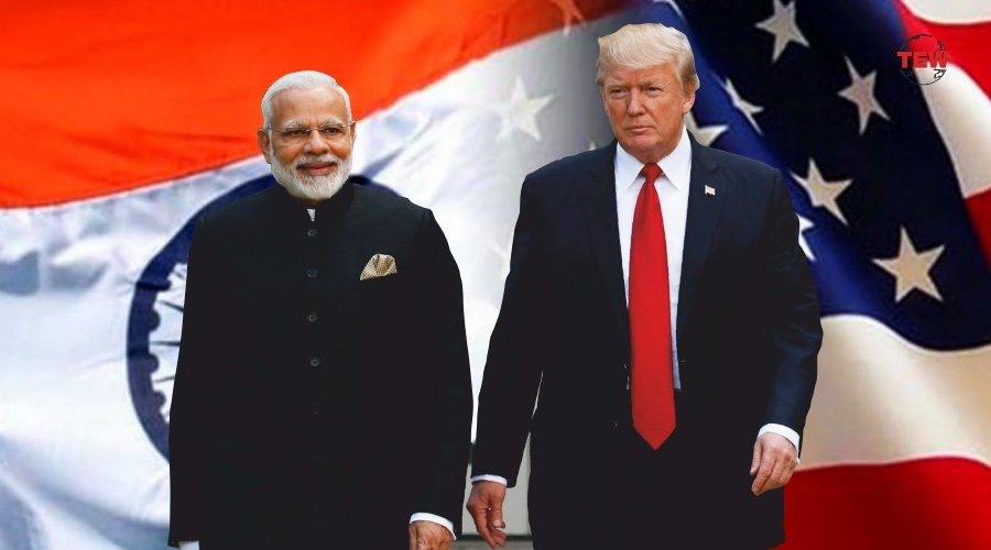 US President Trump to Join Indian PM Modi in an Event at Houston