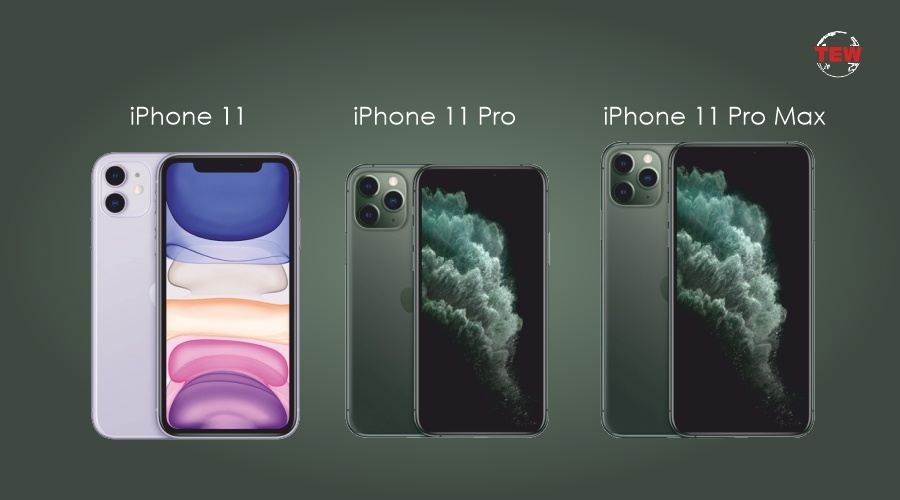 Apple's New in the Series- iPhone 11, 11 Pro and 11 Pro Max
