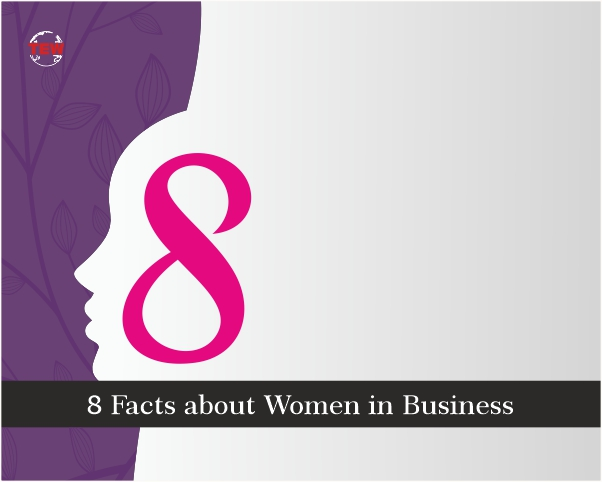 8 Facts about women in business