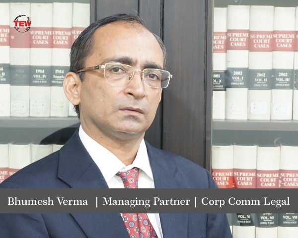 Bhumesh Verma - CORP COMM LEGAL