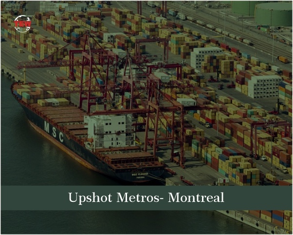 """Montreal – """"La Metropole"""""""