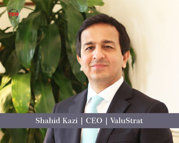 Shahid Kazi- Insightful Leadership in Consulting