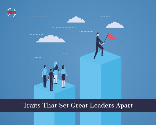 Traits That Set Great Leaders Apart