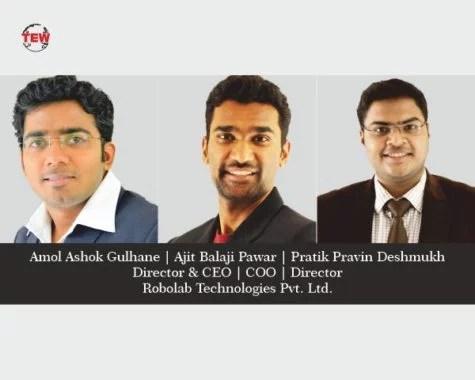 Robolab Technologies – Creativity Tends to Infinity