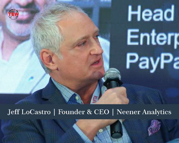 Jeff LoCastro Founder & CEO Neener Analytics