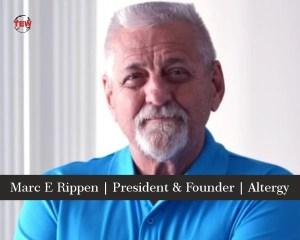 Marc E Rippen President & Founder Altergy