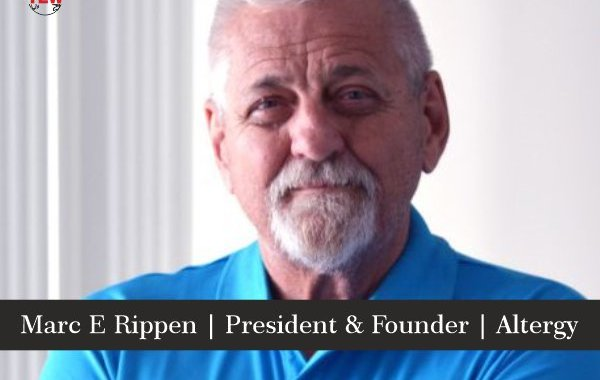 Marc E Rippen President & Founder Altergy