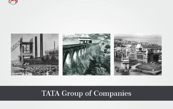 At A Glance – TATA Group of Companies