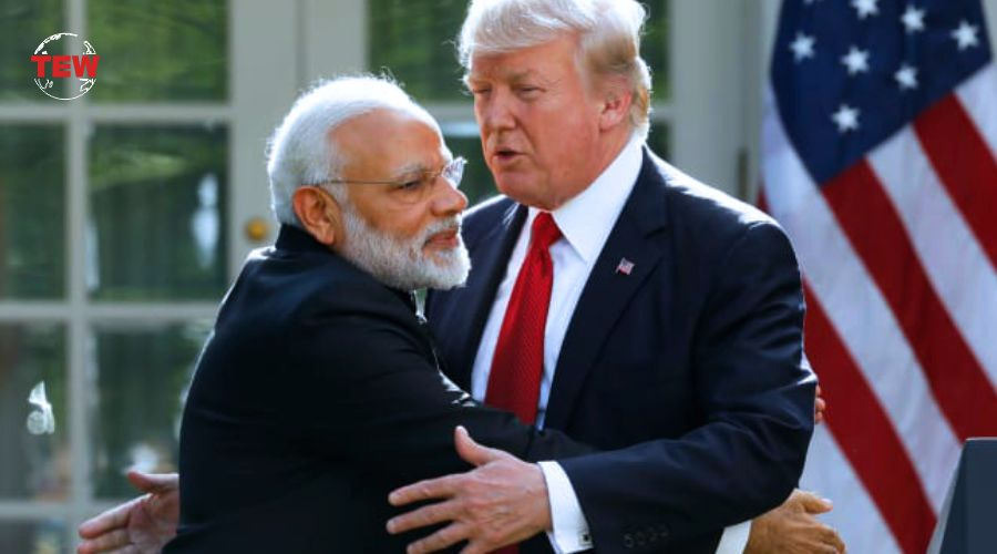 "India asks, ""Kem Chho Trump?"