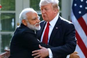 """India asks, """"Kem Chho Trump?"""