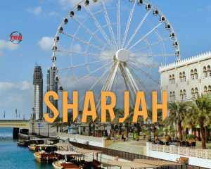 Sharjah - A symbol of culture, intelligence and architectural revolution