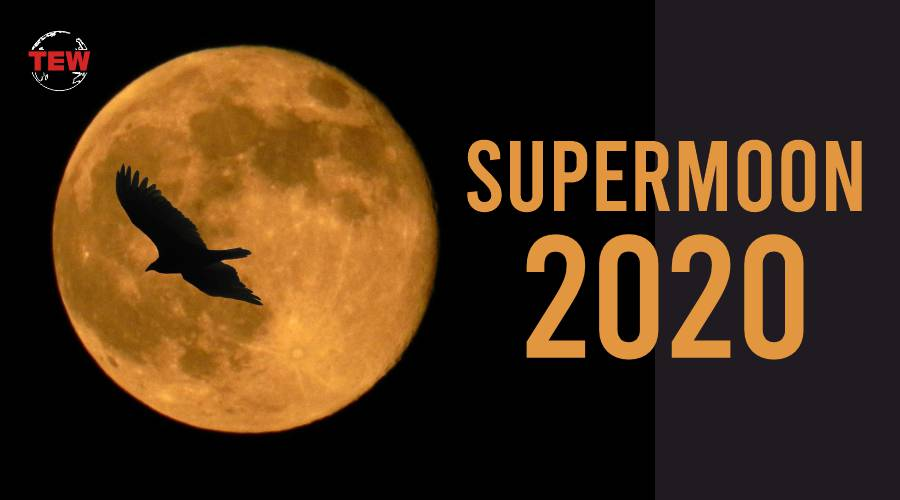 Witness the first Super moon 2020 this weekend.